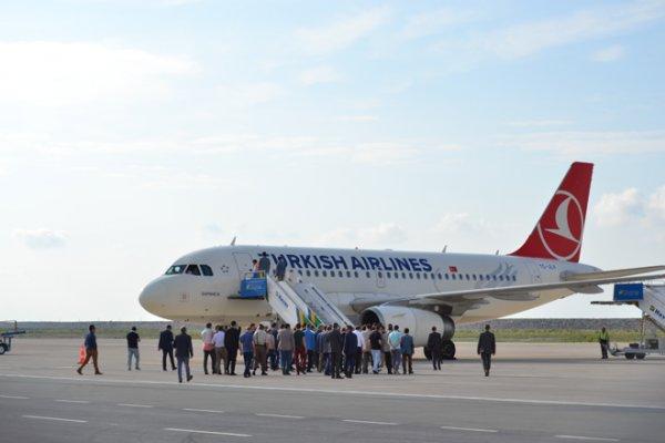 Ordu-Giresun Havalimanı 1,5 Milyonu Aştı