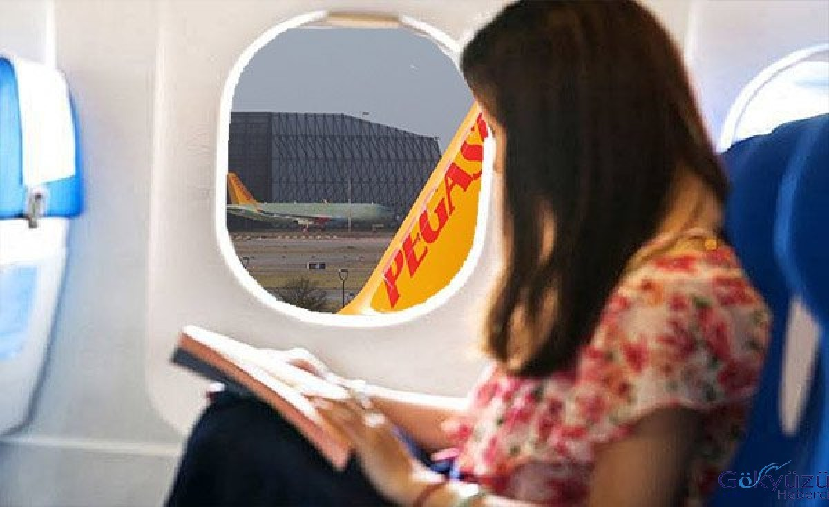 Pazar# Pegasus Hava Yolları'ndan flaş açıklama!