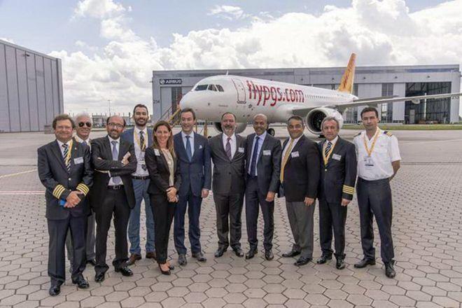 Pegasus 23 milyon yolcu taşıdı!