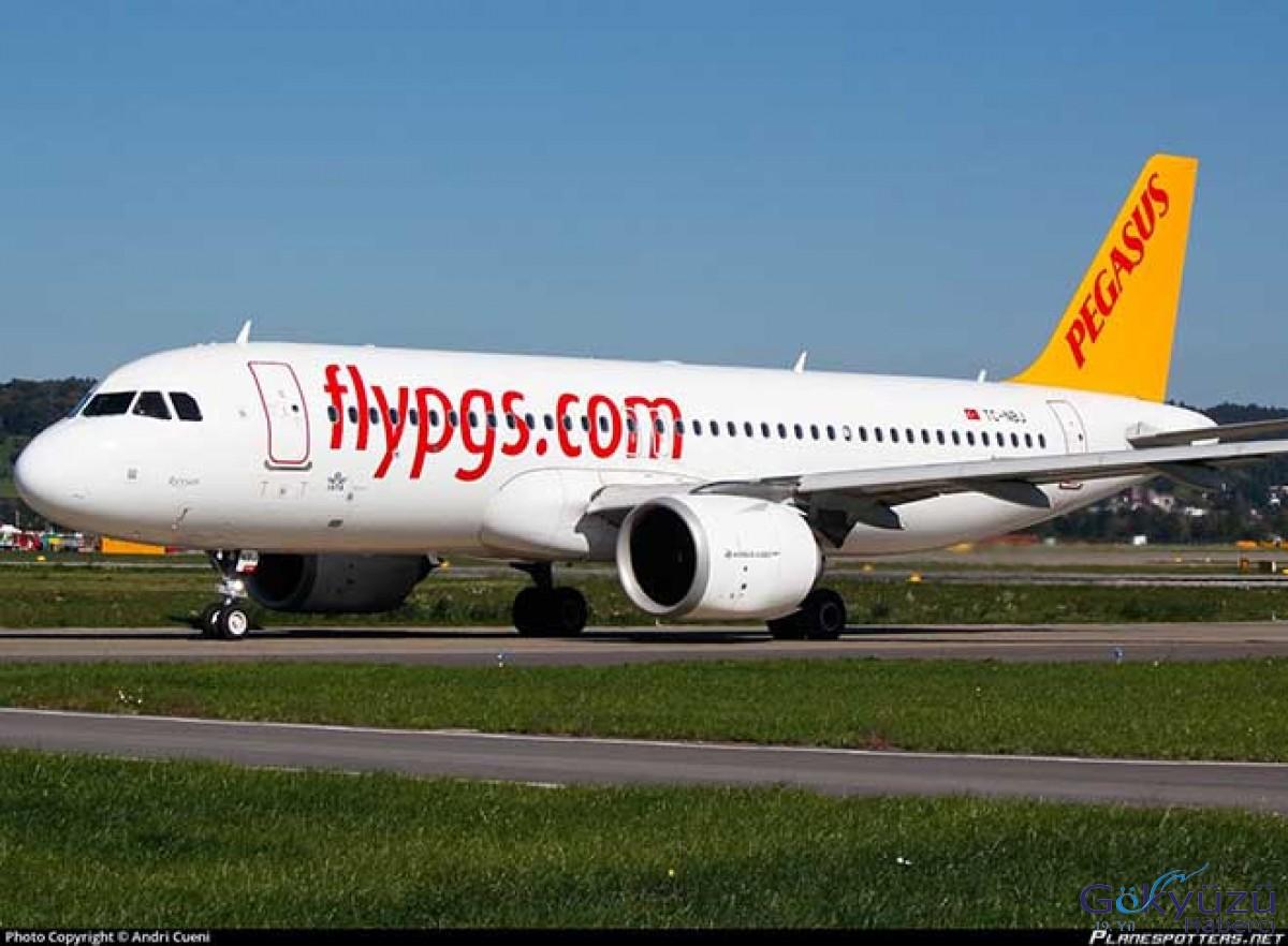 Pegasus Air Manas'ı satıyor