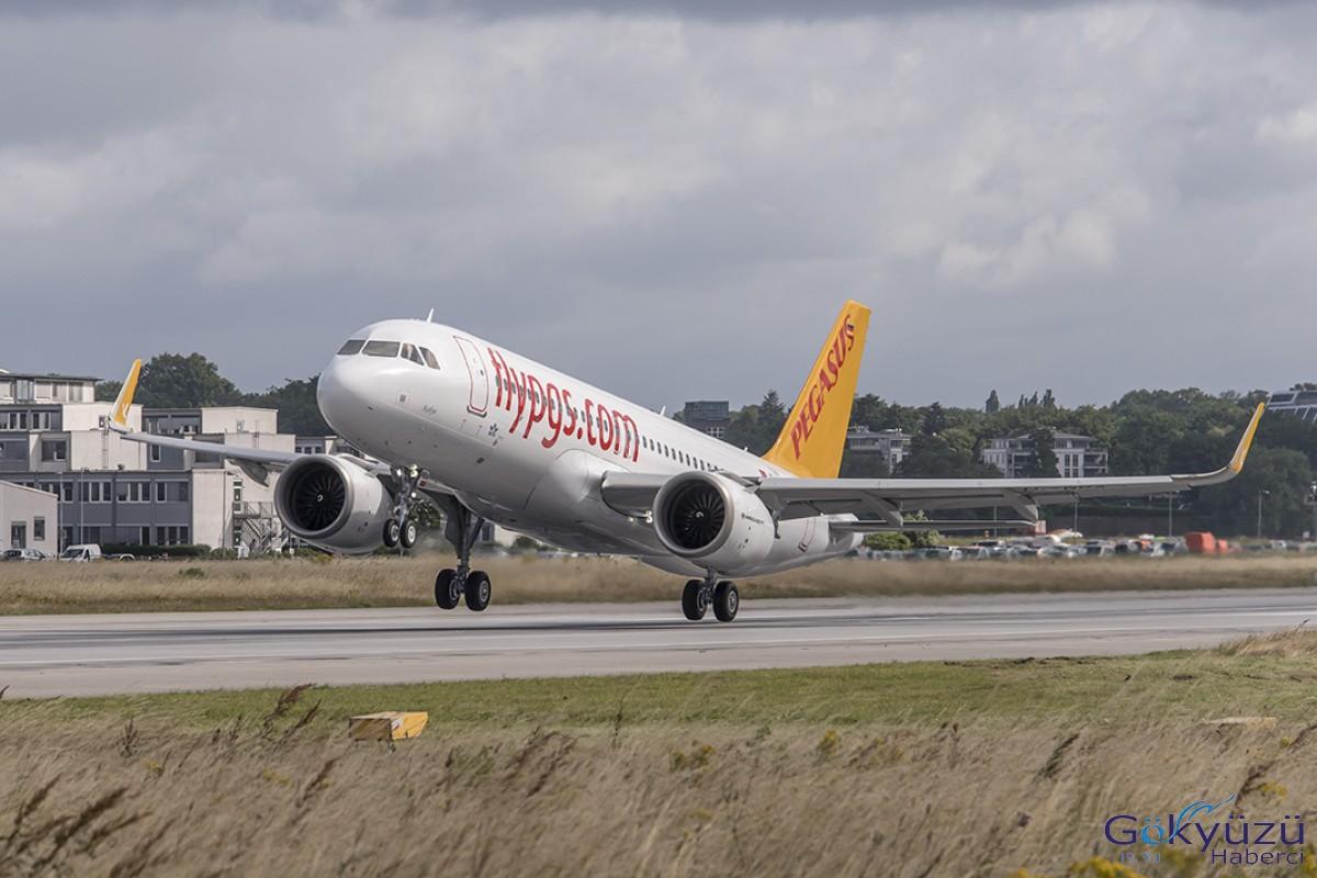 Pegasus, Eindhoven ve Kazablanka'ya uçmaya başlıyor