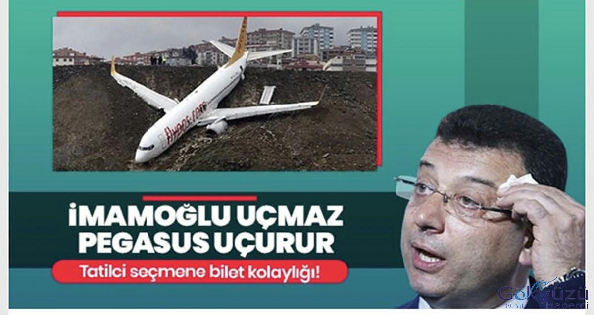 Pegasus Güneş Gazetesi'nin hedefi oldu!