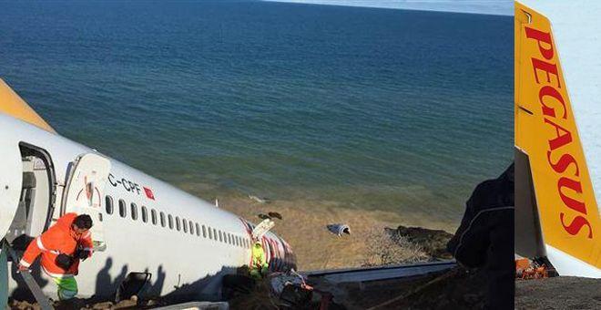 Pegasus ölümden dönen yolculara 2 bin TL verdi!