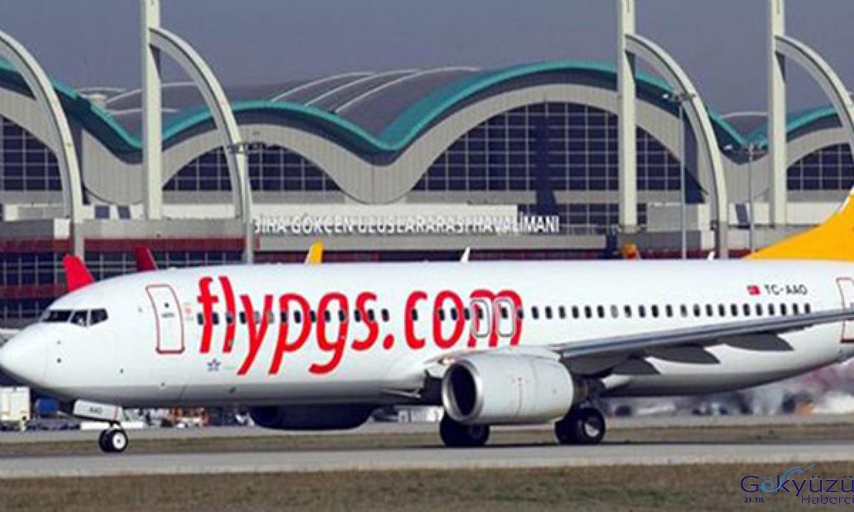 Pegasus'un Antalya- Moskova uçuşları başlıyor