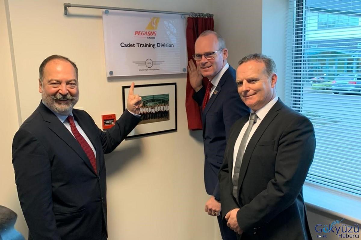 Pegasus,AFTA ile pilot eğitim anlaşması imzaladı