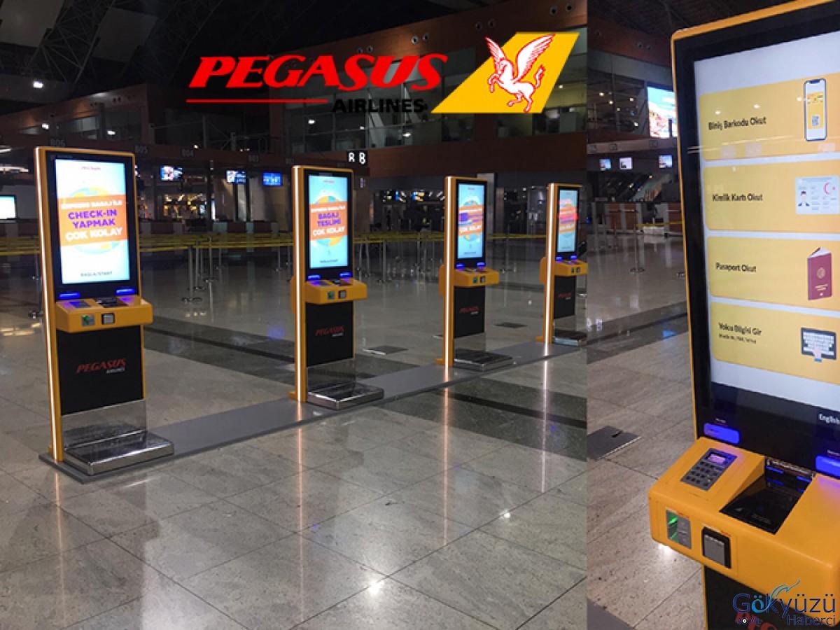 Pegasus'tan Türkiye'de bir ilk!