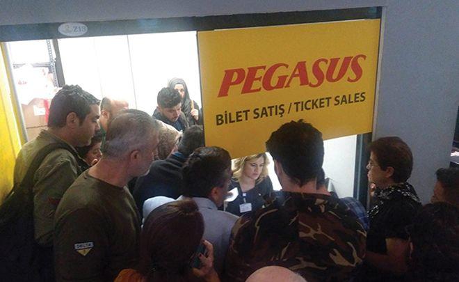 Pegasus'un Ordu uçuşu kabusa döndü!