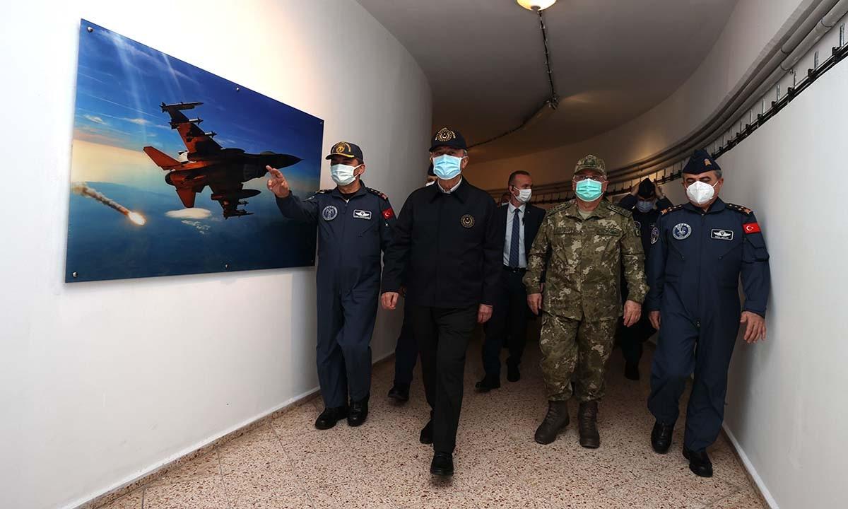 Pençe operasyonlarında 53 terörist etkisiz hale getirildi