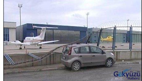 Pilot Gaza Bastı. Tel Örgüler Devrildi....