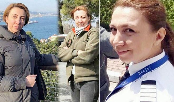 Pilot Melike Kuvvet'in Yürek Burkan Hayat Hikâyesi...