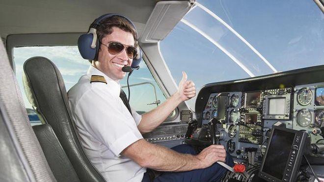 Pilot olmak 104 bin TL