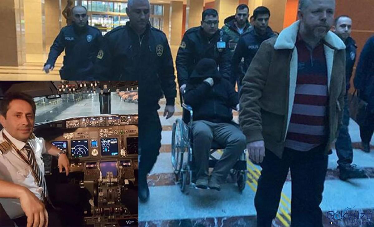 Pilot tutuklama kararı kokpitte tedirginlik yarattı!