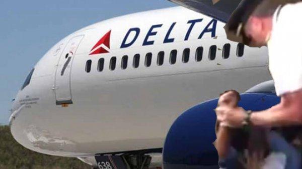 Pilot Uçakta Hostesle Kavga Etti