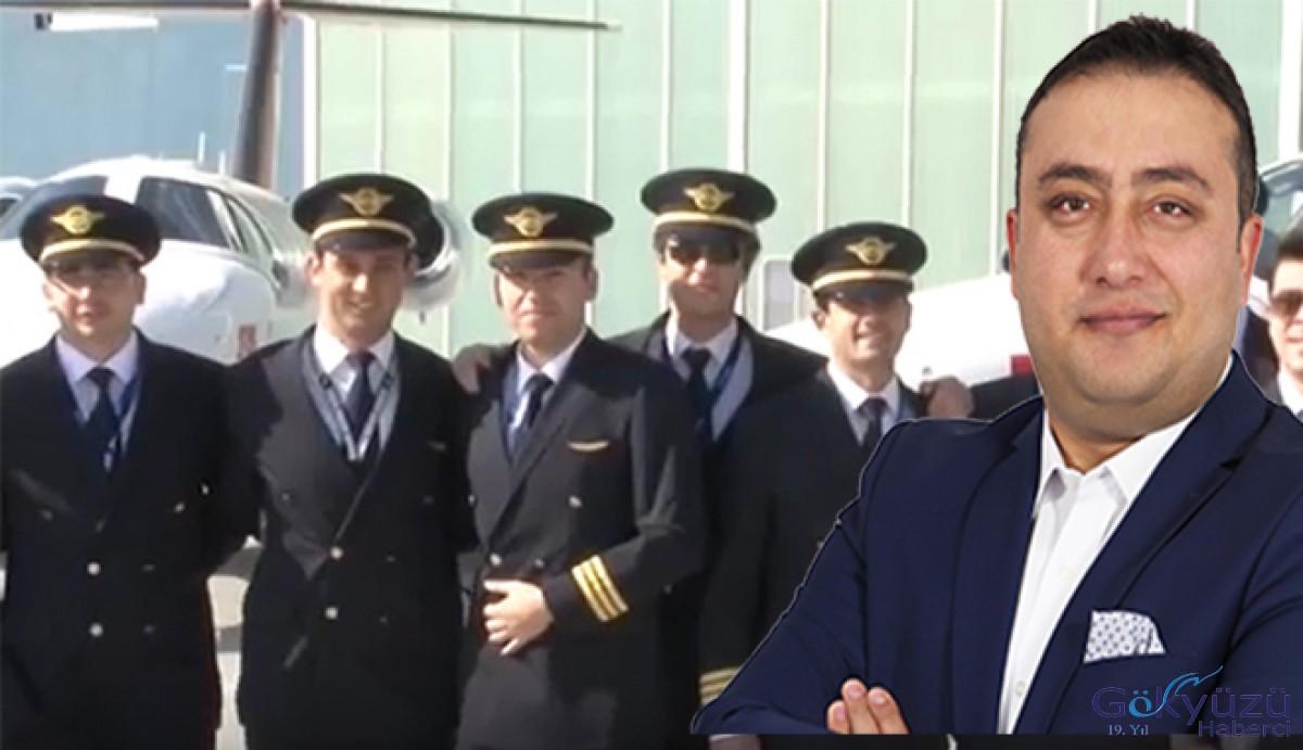 Pilot ve hosteslere vergi desteği!