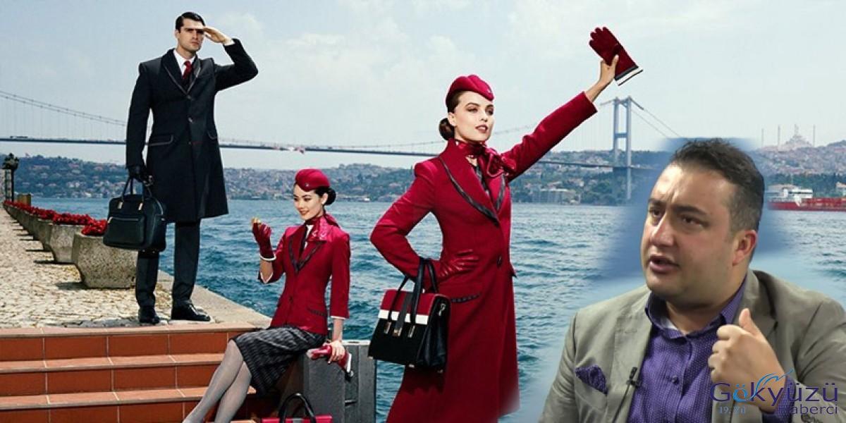 Pilot ve hosteslerle ilgili vergi yasası sıkıntılı!