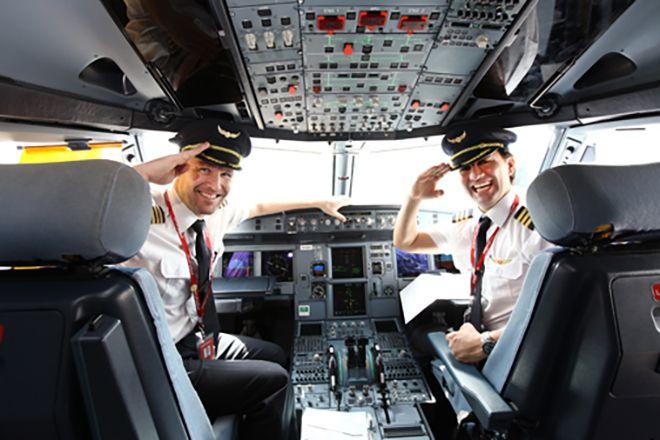 Pilotlar 21-60 bin TL maaş alıyor!