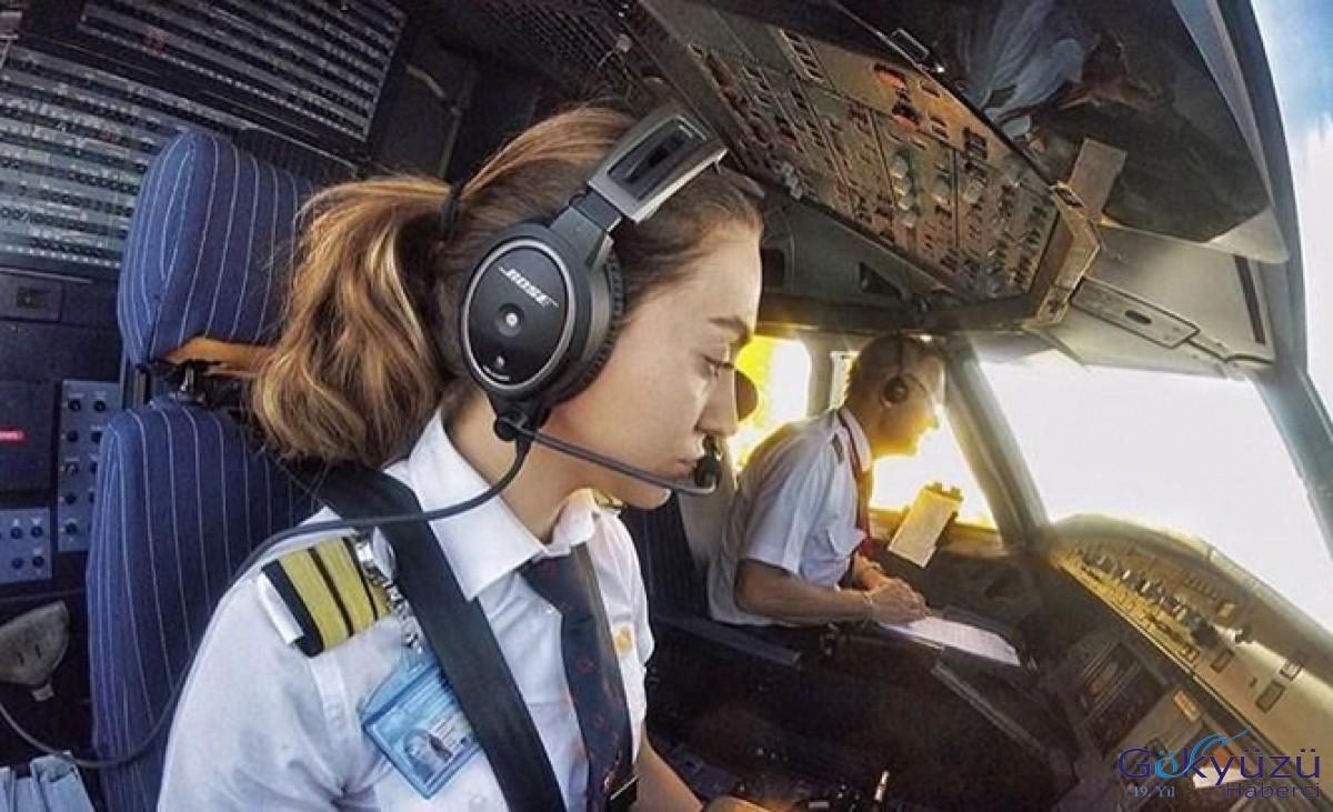 pilot: Yağmur Yılmaz Sarıoğlu