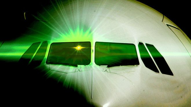 Pilotları Lazer Saldırılarından Koruyan Teknoloji