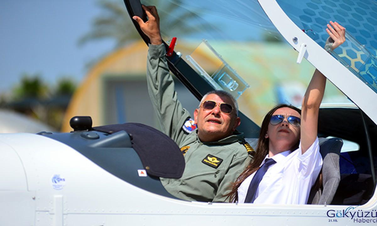 #Pilotluk eğitimlerine ilgi yüzde 50-60 arttı!#