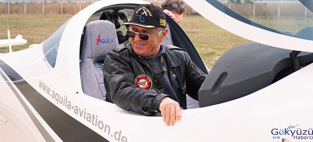 Pilotluk hayalleri için ilk adım