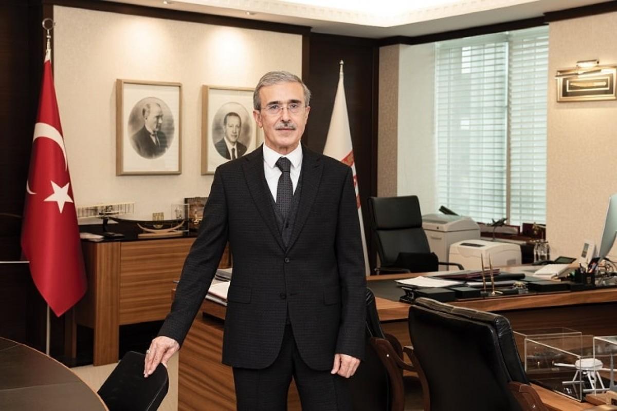 Prof. Dr. İsmail DEMİR'in IDEF'21 Mesajı