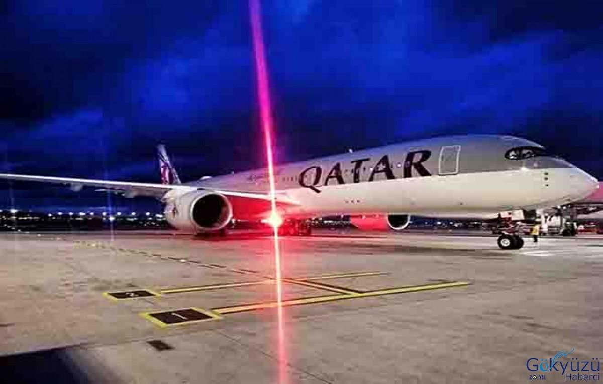 Qatar Airways'in yakışıklısı İstanbul Havalimanı'nda