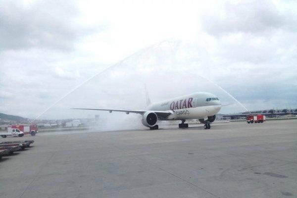 Qatar Airways, Kargoda da Sabiha Gökçen'i Seçti