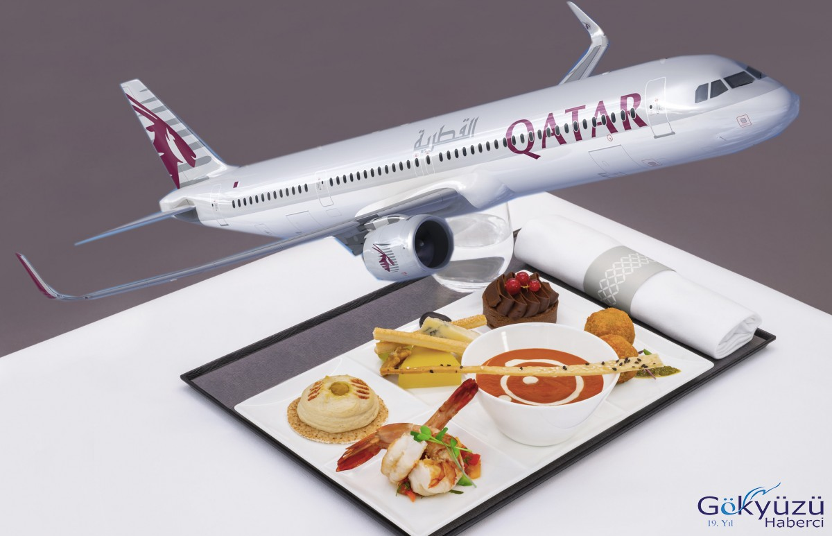 Qatar Airways, ödüllerle dolu bir nisan ayını geride bırakıyor