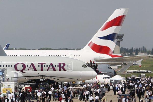 Qatar Airways'ten BA'Ye Destek