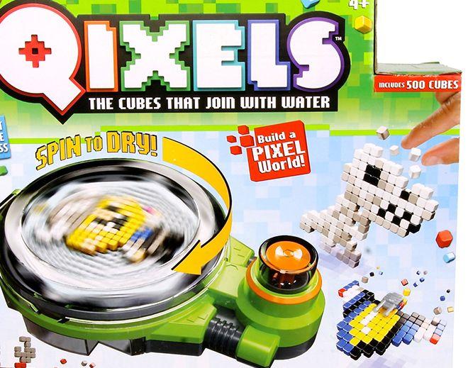 Qixels 3D ile Eğlence Artık 3 Boyutlu