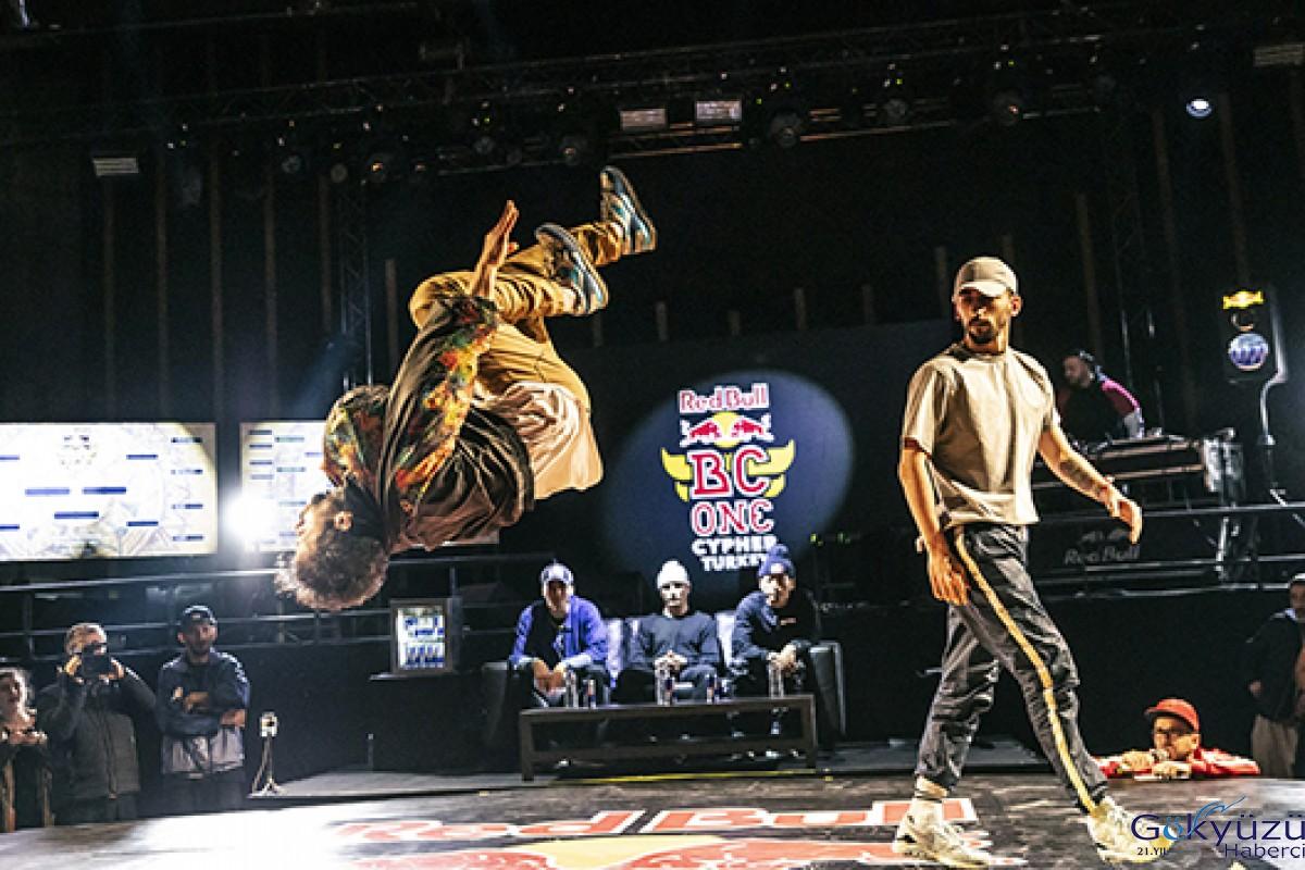 Red Bull BC One yepyeni bir yarışma