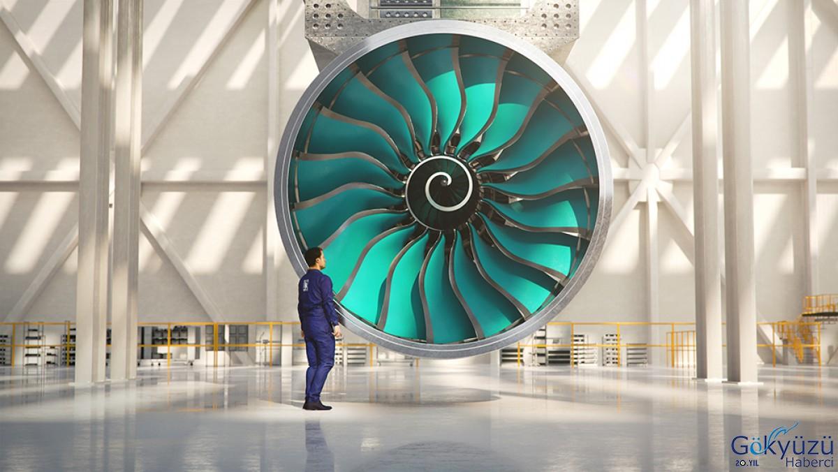 Rolls-Royce Fan Kanatlarının Üretimine Başladı