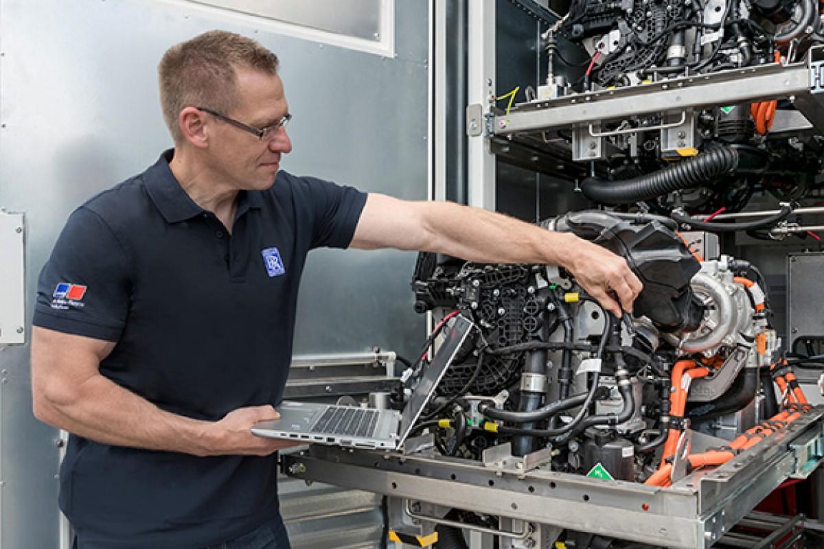 Rolls-Royce'tan son teknoloji sıfır karbonlu yakıt hücresi