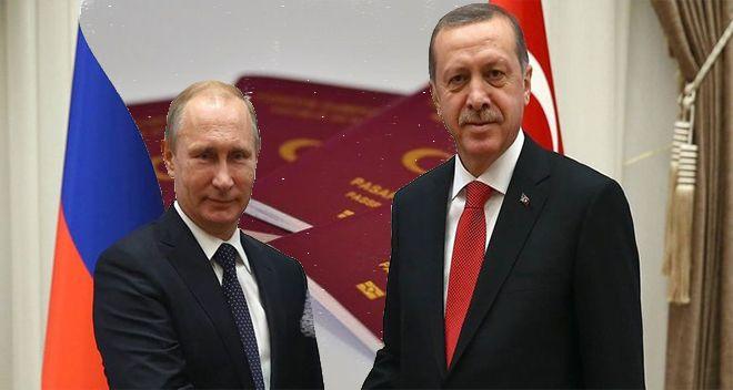 Rusya da vizeyi kaldırmıyor!