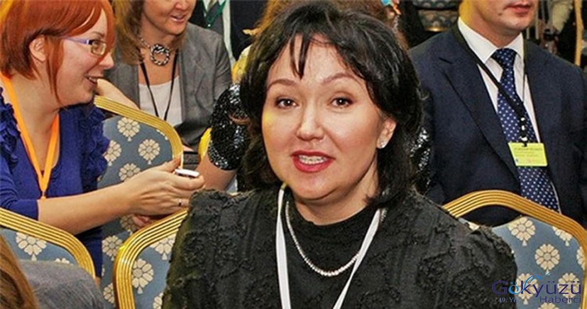 Rusya'nın en zengin 4'üncü kadını uçak kazasında öldü