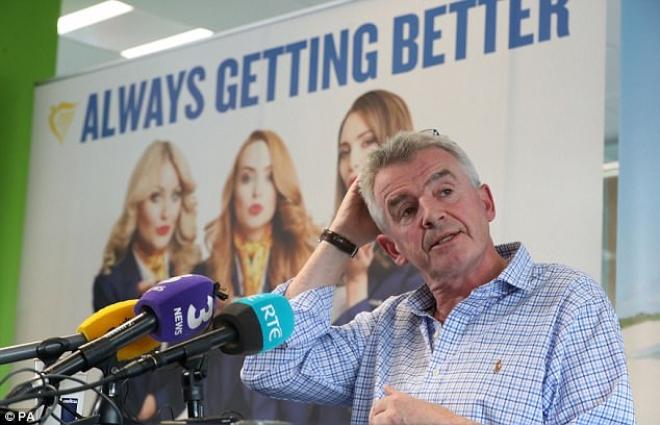 Ryanair yüzbinlerce yolcuya tazminat ödeyecek