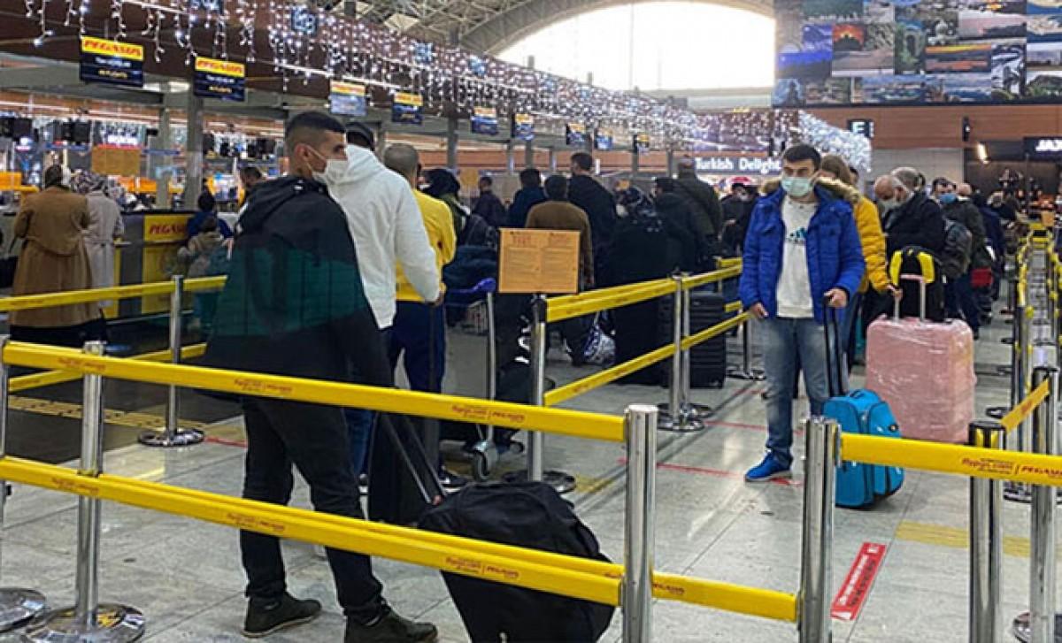 Sabiha Gökçen Havalimanı 90 bin yolcuyla rekor kırdı
