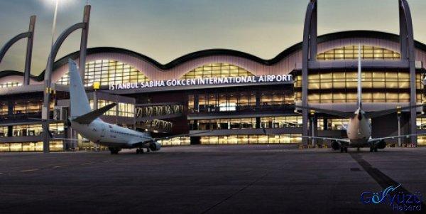 Sabiha Gökçen Havalimanı Malezyalıların!