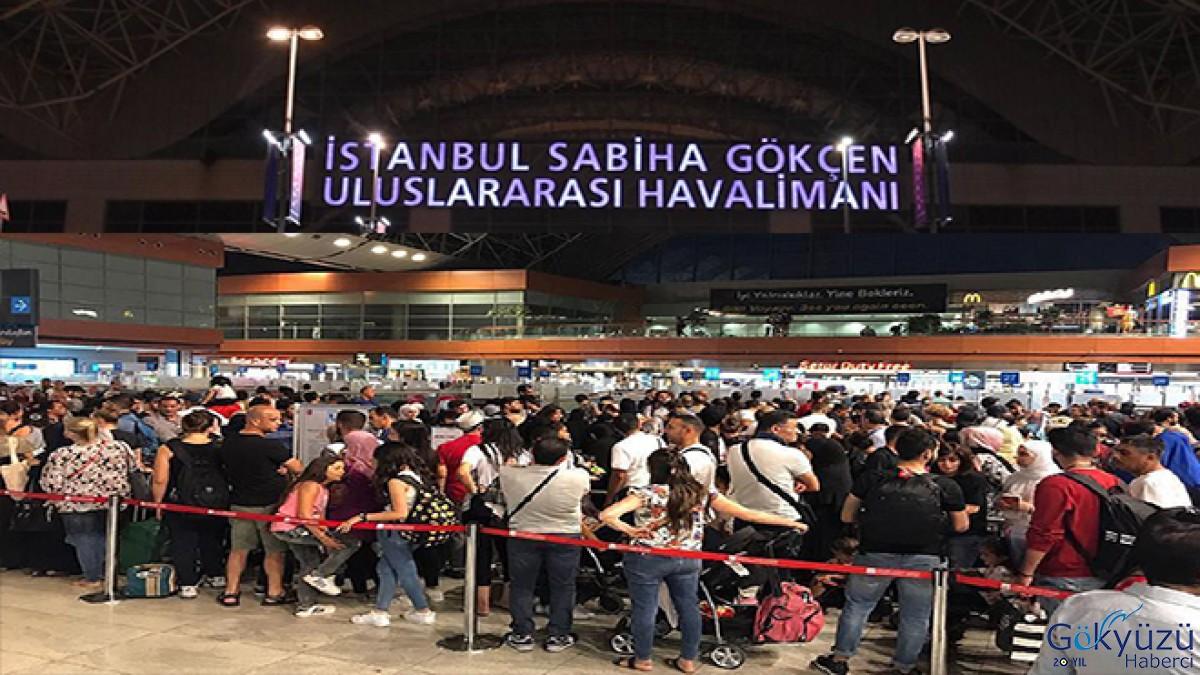 Sabiha Gökçen Havalimanı Ödülleri Topladı!