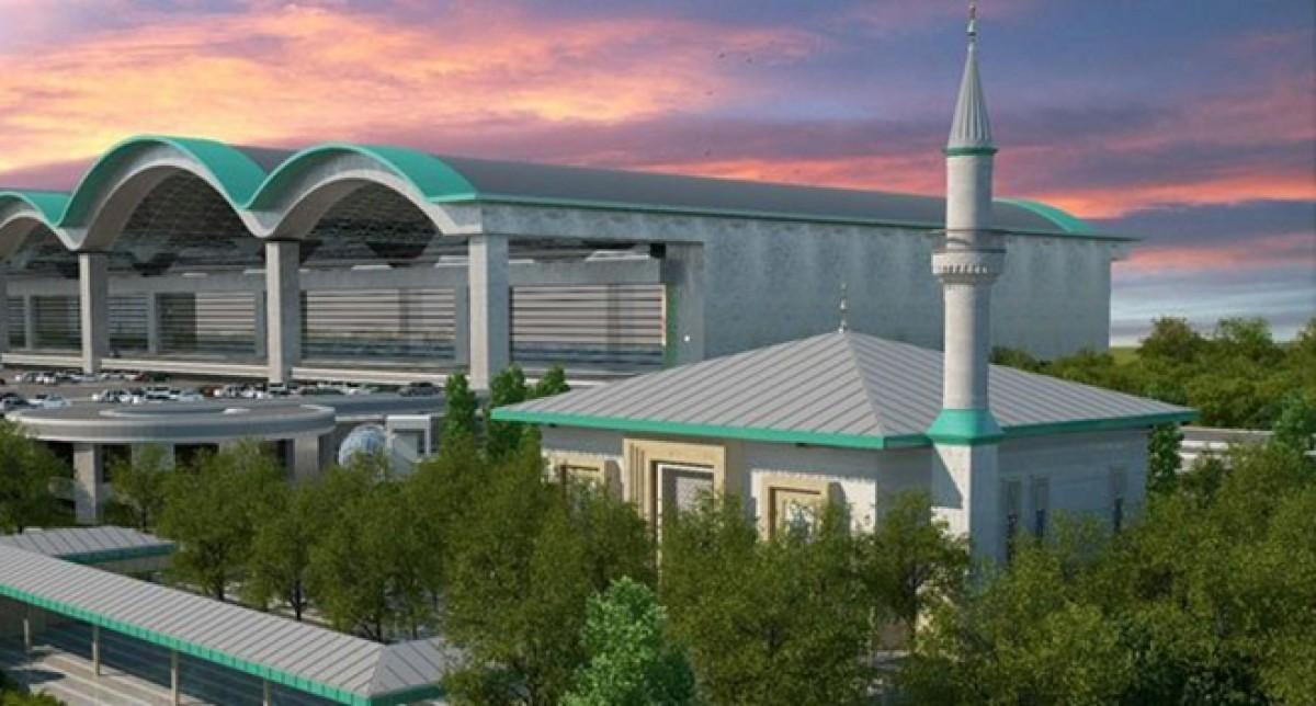 Sabiha Gökçen Havalimanı'nda cami ihalesine çıkılıyor!