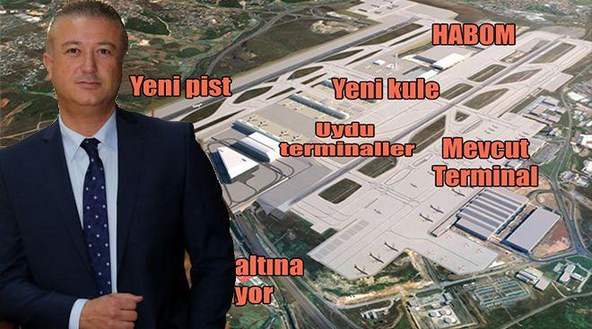 Sabiha Gökçen yarın yeni terminaline kavuşuyor!