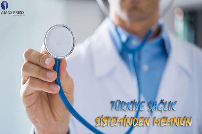 'Sağlık Sisteminde Örnek Ülkeyiz'