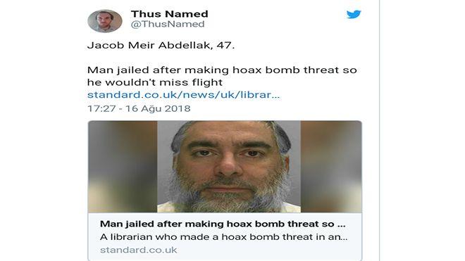 Sahte bomba ihbarına hapis ve para cezası!