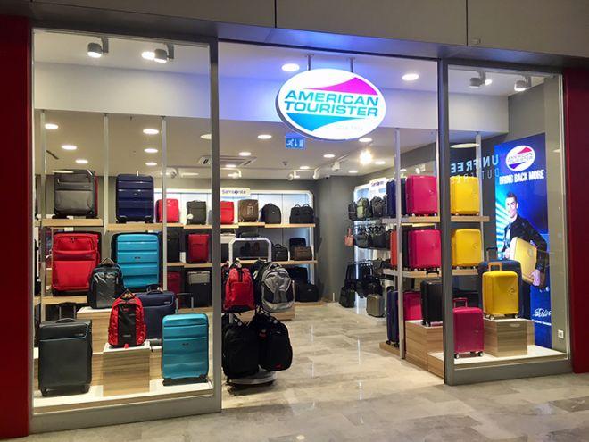 Samsonite, Dalaman Havalimanında Yeni Mağaza Açtı!