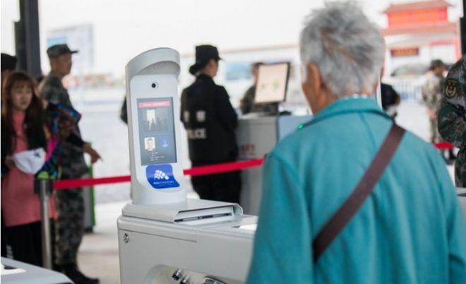 Şangay Havaalanı Yüz Tanıma Sistemi'ne geçti