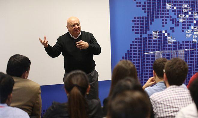 Sani Şener TAV'ın başarı öyküsünü anlattı!