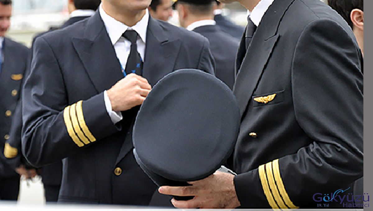 Sendikacı pilotlara tazminat ödenecek