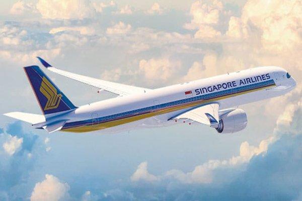 Singapur Havayolları İlk Doğa Dostu Uçuşlarını Gerçekleştirecek