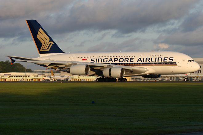 Singapur Havayolları'nın Yılın ilk Yarısında Net Kar%32 Arttı