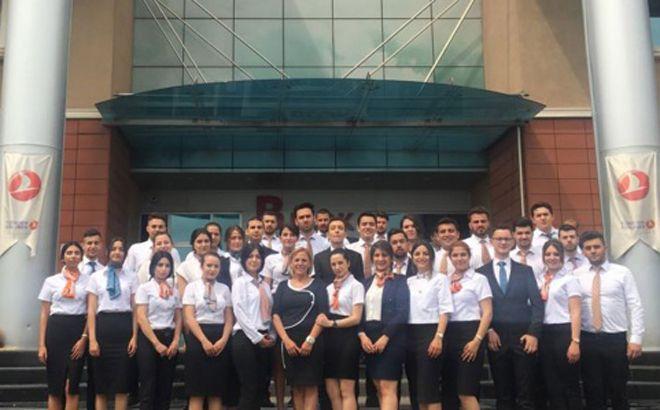 Sivil Havacılık Ve Kabin Hizmetleri Öğrencilerine Mock-Up Eğitimi